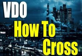 VDO สอนวิธีการทำ Cross แบบง่ายๆ