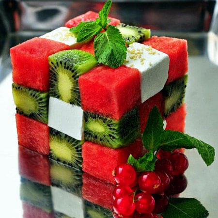 fruit-rubik